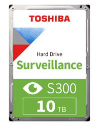 TOSHIBA - 10TB TOSHIBA 7200RPM S300 SATA3 256MB HDWT31AUZSVA