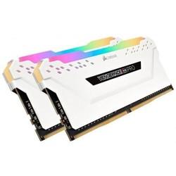 CORSAIR - 16 GB DDR4 CORSAIR CMW16GX4M2A2666C16W 2666Mhz RGB