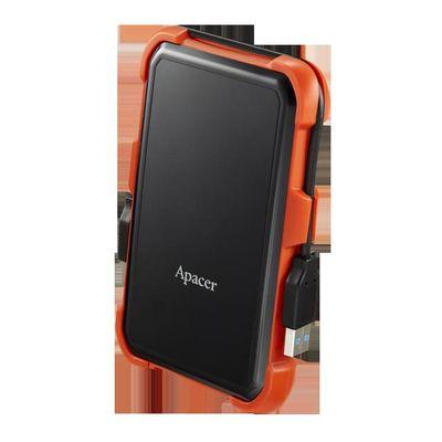 1TB APACER AC630 TURUNCU USB DİSK GEN1 USB3.1 DARBEYE DAYANIKLI
