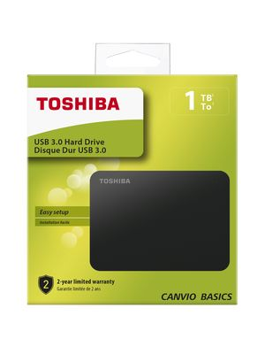 1TB CANVIO BASİC 2.5
