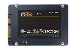 SAMSUNG - 1TB SAMSUNG 870 QVO MZ-77Q1T0BW SSD