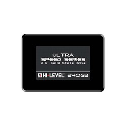 HI-LEVEL - 240 GB HI-LEVEL HLV-SSD30ULT/240G S3 550-530 MB/s