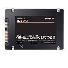 Samsung - 250GB SAMSUNG 870 EVO MZ-77E250BW SSD