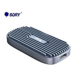 Bory - 256 GB BORY SSD05- C256 HARİCİ USB3.1 520-500 SSD