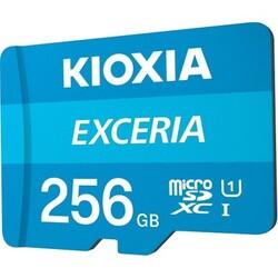 TOSHIBA - 256GB MICRO SDHC C10 100MB-s KIOXIA LMEX1L256GG2