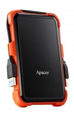 2TB APACER AC630 TURUNCU USB DİSK GEN1 USB 3.1 DARBEYE DAYANIKLI