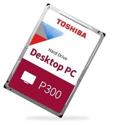 TOSHIBA - 2TB TOSHIBA 5400RPM P300 SATA3 128MB HDKPB04ZMA01S