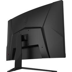 31.5 MSI OPTIX G32CQ4 WQHD VA 165HZ 1MS HDMI+DP CURVED GAMING MONITOR - Thumbnail