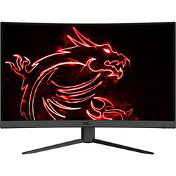 MSI - 31.5 MSI OPTIX G32CQ4 WQHD VA 165HZ 1MS HDMI+DP CURVED GAMING MONITOR