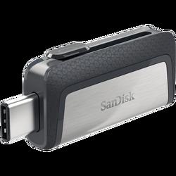 SANDISK - 32 GB USB 3.1 + TYPE-C SANDISK DUALDRIVE (SDDDC2-032G-G46)