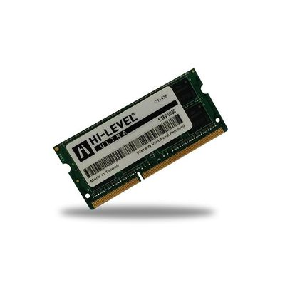 4 GB DDR3 1600 HI-LEVEL NOTEBOOK 1.35V