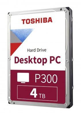 4TB TOSHIBA 5400RPM P300 SATA3 128MB HDWD240UZSVA