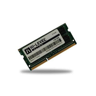8 GB DDR3 1600 HI-LEVEL NOTEBOOK 1.35V