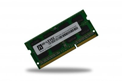 8 GB DDR4 2666 MHz HLV-SOP21300D4-8G HI-LEVEL NOTEBOOK RAM