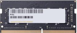 8 GB DDR4 2666Mhz SODIMM APACER - Thumbnail