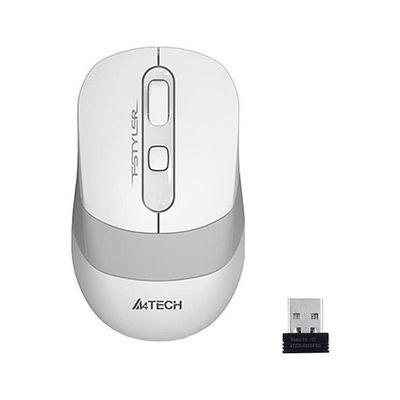 A4 TECH FG10 OPTIK MOUSE NANO USB BEYAZ 2000 DPI