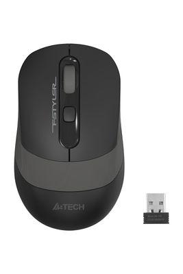 A4 TECH FG10 OPTIK MOUSE NANO USB GRİ 2000 DPI