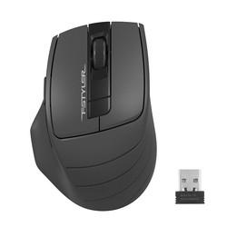 A4 TECH - A4 TECH FG30 Kablosuz 2000dpi Optic Gri/Siyah Mouse