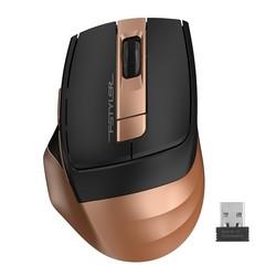 A4 TECH - A4 TECH FG35 Kablosuz 2000dpi Optic Bronz/Siyah Mouse