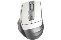 A4 TECH - A4 TECH FG35 Kablosuz 2000dpi Optic Gümüş/Beyaz Mouse