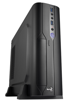 AEROCOOL AE-CS101-P300 300W USB3.0 Micro ATX Mini ITX Siyah Kasa