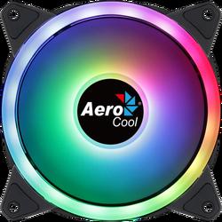 AEROCOOL - Aerocool Duo 12cm ARGB Fan