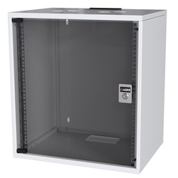 AGER - AGER 12U 540x400mm Duvar Tipi Beyaz Kabinet SOHO AG-SH12U5440B1