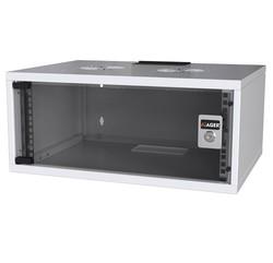 AGER - AGER 4U 540x400mm Duvar Tipi Beyaz Kabinet SOHO AG-SH04U5440LG-Y