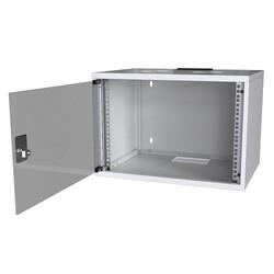 AGER - AGER 7U 540x400mm Duvar Tipi Beyaz Kabinet SOHO AG-SH07U5440B1