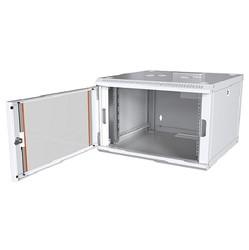 AGER 7U 600x600mm Duvar Tipi Beyaz Kabinet Agena AG-AN07U6060B1 - Thumbnail