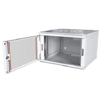 AGER 7U 600x600mm Duvar Tipi Beyaz Kabinet Agena AG-AN07U6060B1