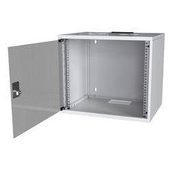 AGER 9U 540x400mm Duvar Tipi Beyaz Kabinet SOHO AG-SH09U5440B1 - Thumbnail