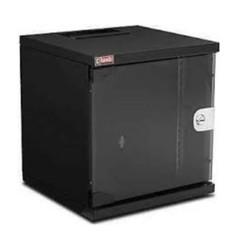 AGER - AGER 9U 540x400mm Duvar Tipi Siyah Kabinet SOHO AG-SH09U5440S1