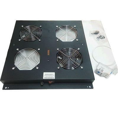 AGER Dikili Tip 2li Termostatlı Siyah Fan Modülü VG-F2T-A-BL