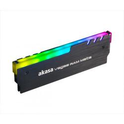 Akasa - Akasa Adreslenebilir RGB LED Alüminyum Ram Soğutucu