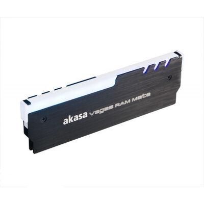 Akasa Adreslenebilir RGB LED Alüminyum Ram Soğutucu