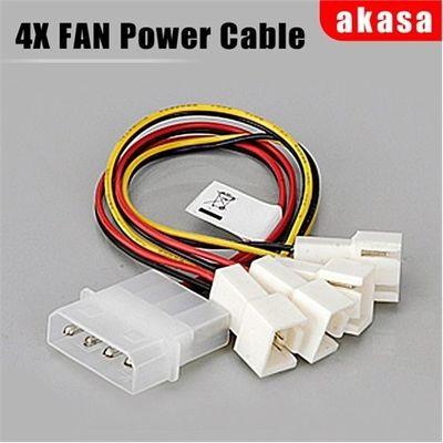 AKASA CB001 AK-CB001 HDD (Harddisk) Sata Power Çoklayıcı