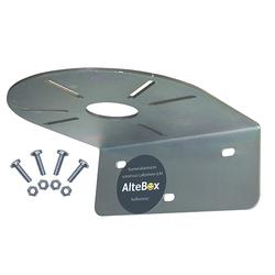 ALTEBOX - ALTEBOX (AB-7022) MİNİ METAL DOME AYAĞI (110mm)