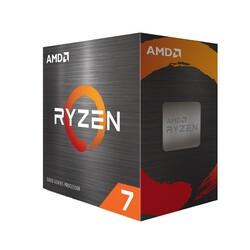 AMD - AMD RYZEN 7 5800X 3.7ghz 36MB 8çekirdekli VGA YOK AM4 105w Kutulu+Fansız