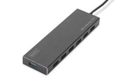 ASSMANN - Assmann DA-70241-1 Digitus 7 Port USB 3.0 Hub, 5V/3,5A güç adaptörü dahil, alüminyum
