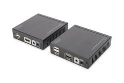 ASSMANN - Assmann DS-55502 Digitus 4K HDMI KVM Sinyal Uzatma Cihazı