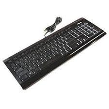 ASUS - ASUS 360S Q Usb Standart Siyah Klavye