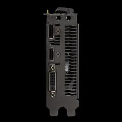 ASUS 4gb GTX1650 Dual GTX1650-4G DDR5 128bit HDMI DVI DisplayPort 16X (PCIe 3.0) 75w 350w 8.0ghz 7600 (PassMark Puanı) - Thumbnail