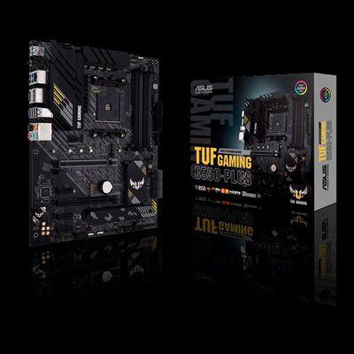 ASUS AMD TUF GAMING B550-PLUS B550 DDR4 4600(OC) HDMI DP GLAN AM4 M.2 USB 3.2 Gen1, Gen2