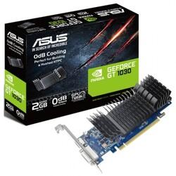 Asus - ASUS GT1030-SL-2G-BRK 2GB DDR5 64B HDMI DVI
