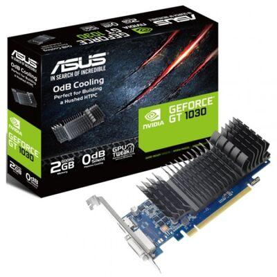 ASUS GT1030-SL-2G-BRK 2GB DDR5 64B HDMI DVI
