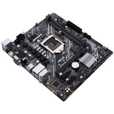 ASUS PRIME H410M-D H410 DDR4 Vga GLan mATX Paralel Seri HDMI USB3.2 M.2 1200p Anakart