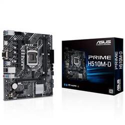 ASUS - ASUS PRIME H510M-D 3200(OC) DDR4 mATX 1200p