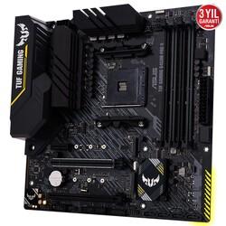 ASUS TUF B450M-PRO II GAMING DDR4 SATA3 M2 PCIe NVME HDMI DP PCIe 16X v3.0 AM4 ATX - Thumbnail