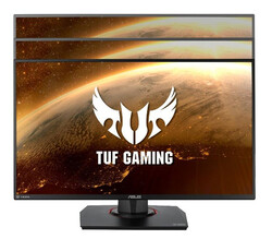 ASUS TUF GAMING 24 5 VG259QM HDR GAMING IPS FREESYNC VE G-SYNC UYUMLU 1920x1080 1MS 280HZ 3YIL HDMIx2 DP MM VESA ELMB SYNC PIVOT - Thumbnail